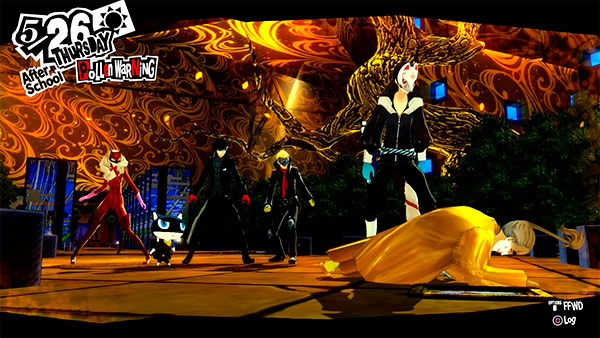 persona 5 vencer shadow madarame tercer-turno