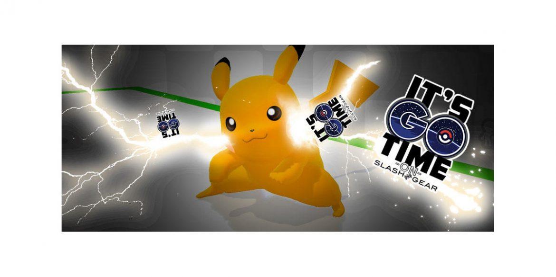 pikachu-shiny pokémon go