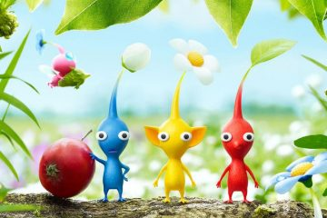 pikmin 3ds 2