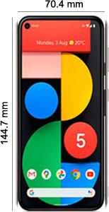 pixel 5 mejores moviles pequeños 2021 1