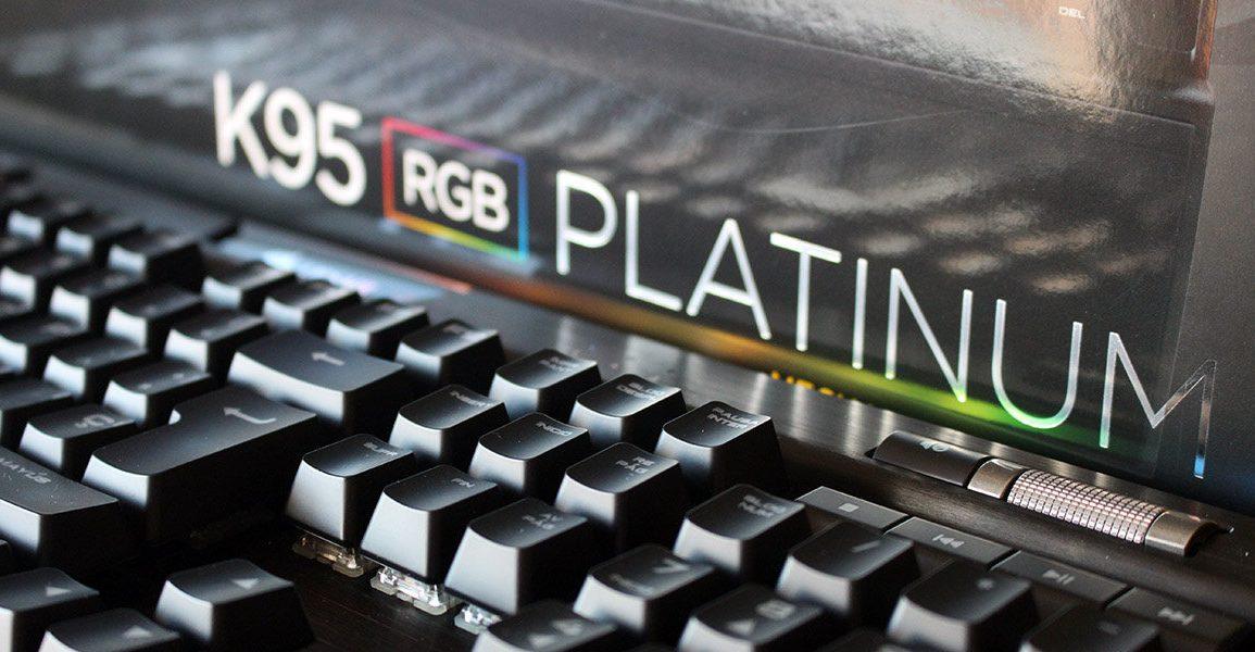 portada Corsair K95 RGB Platinum NewEsc