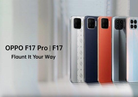 presentacion oppo f17 pro y f17