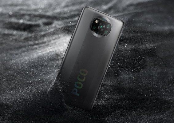 presentado oficialmente POCO X3 NFC