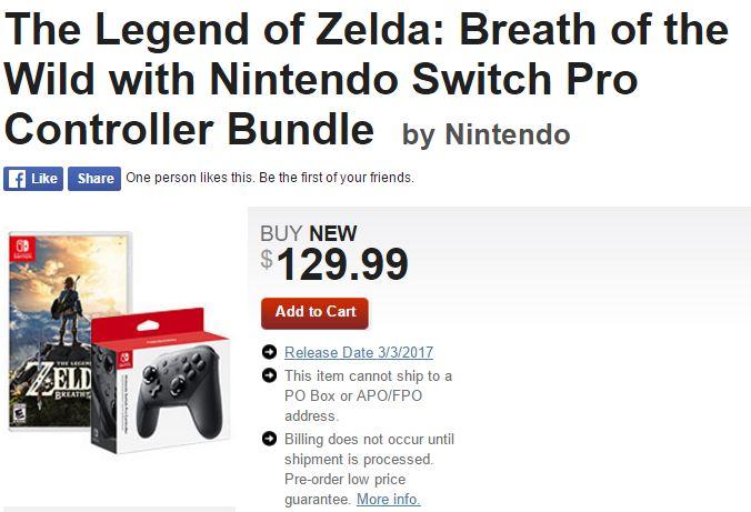 pro controller de la switch se vendio inmediatamente 2