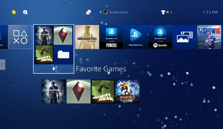 ps4 actualizacion beta