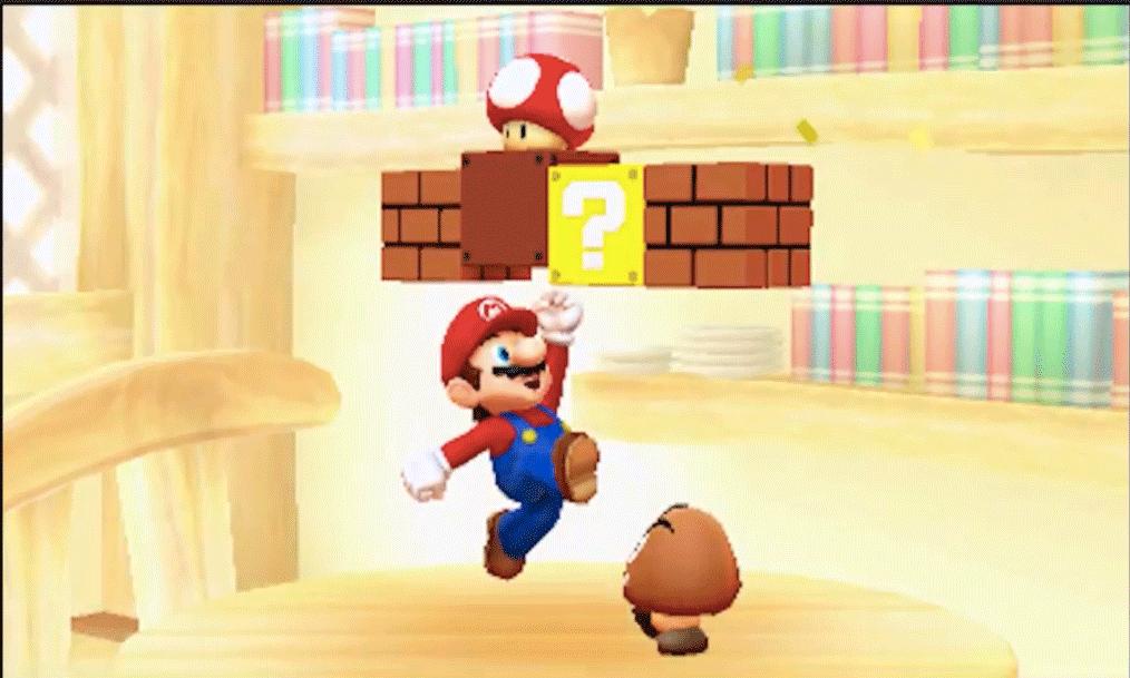 Puzle desbloqueable con un amiibo de Mario