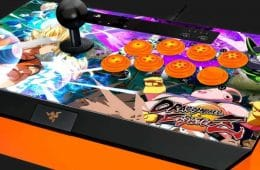 razer arcade sticks dragon ball fighterz destacada