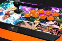 razer arcade sticks dragon ball fighterz destacada