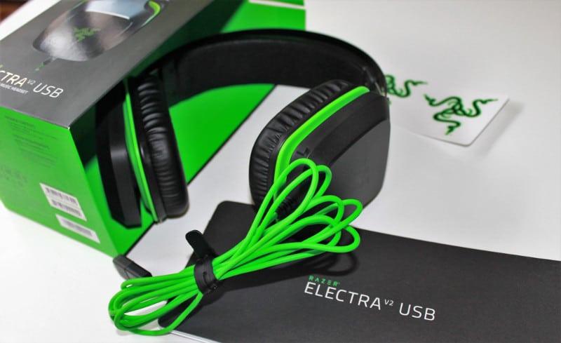 razer electra v2 usb pack