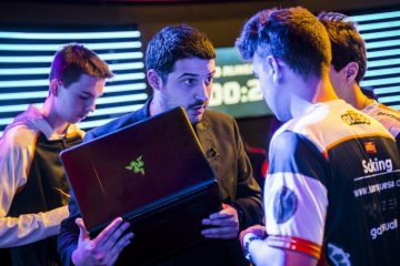 razer y team queso