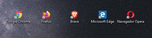rendimiento de navegadores