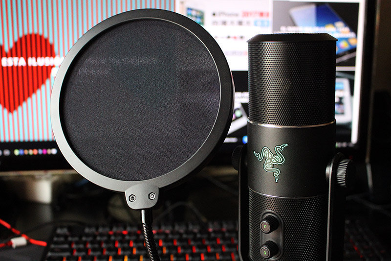 review Razer Seiren NewEsc