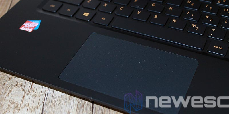 review acer swift 5 trackpad