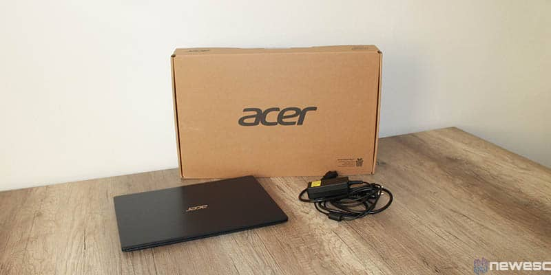 review acer travelmate x5 unboxing