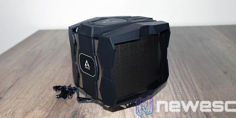 review artic freezer 50 disipador