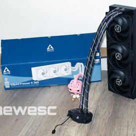 review artic freezer II 360 destacada 2