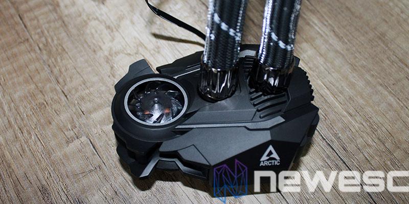 review artic freezer II 360 vrm