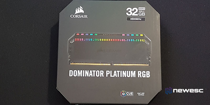 review corsair dominator platinum rgb