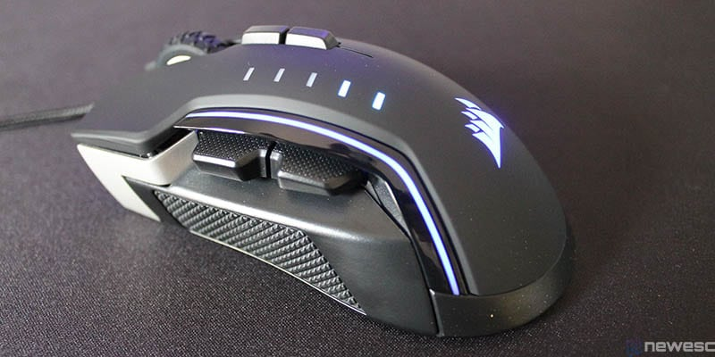 review corsair glaive rgb pro lateral 1
