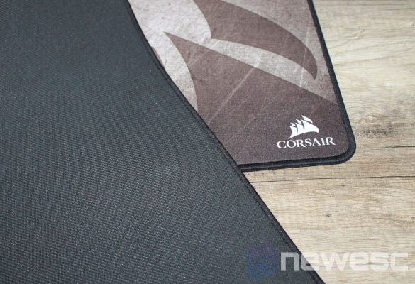 review corsair mm350
