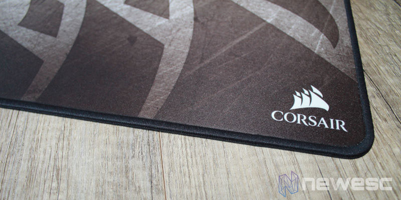 review corsair mm350 logo