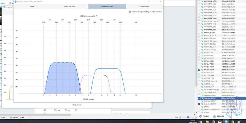 review engenius EMR3500 señal 2.4ghz