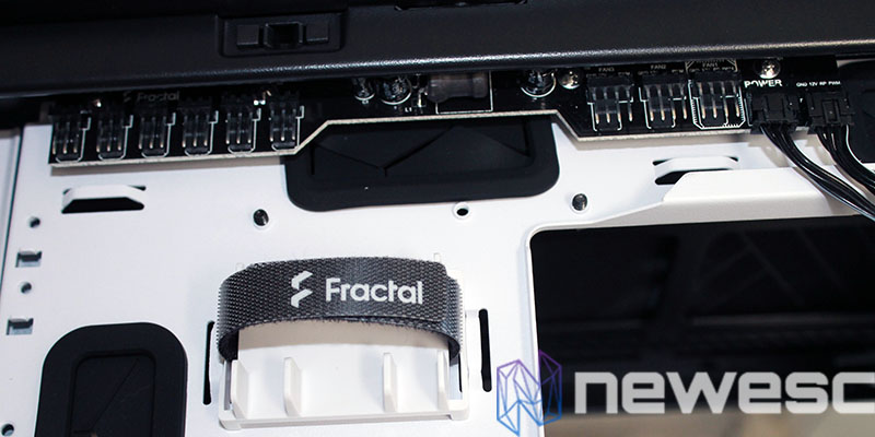 review fractal define 7 hub ventiladores
