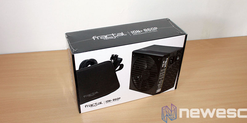 review fractal ion 860p caja
