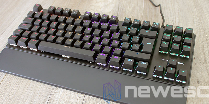 review mars gaming mkxtkl frontal