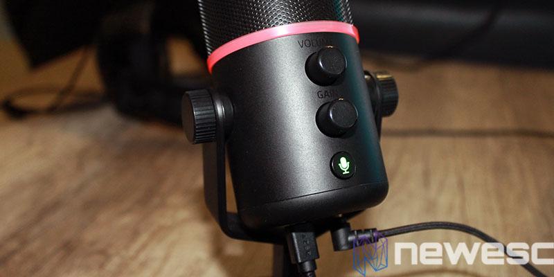 review razer seiren elite microfono conectado