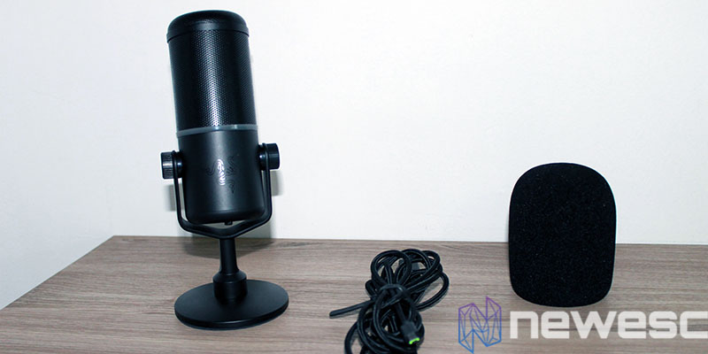 review razer seiren elite pack