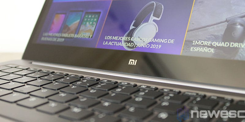 review xiaomi mi laptop air imagen1
