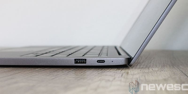 review xiaomi mi laptop air lateral1