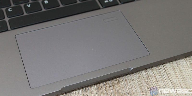 review xiaomi mi laptop air trackpad