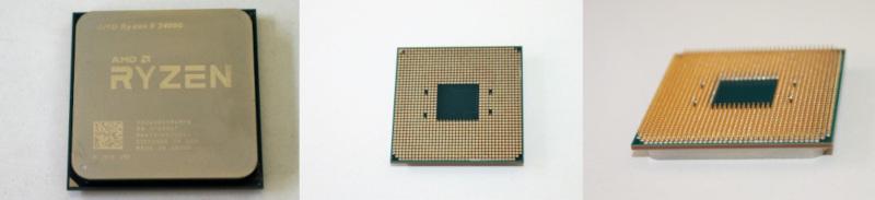 ryzen 2200g 2400g procesador