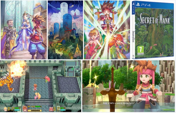 secret of mana flickr