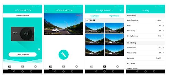 sjcam-sjdash-app-car