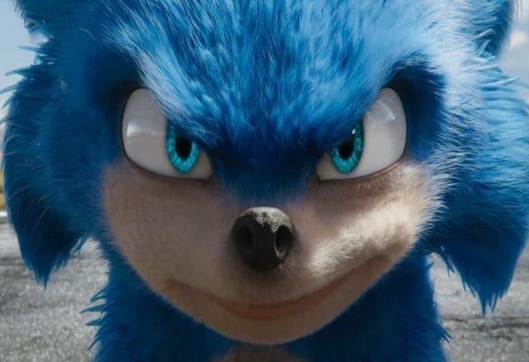 Sonic the hedgehog diseño