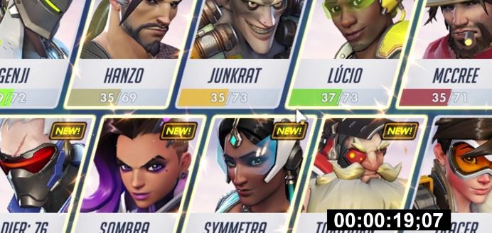 speedrunning overwatch