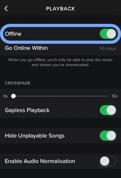 spotify premium iphone 2 - como descargar musica