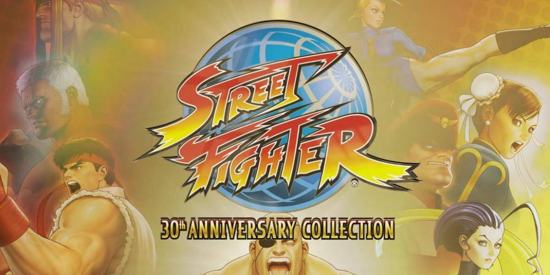 street fighter 30th anniversary destacada