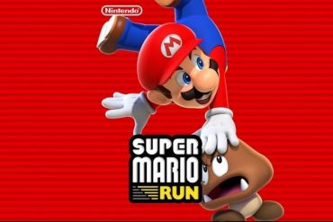 super mario run disponible en marzo android