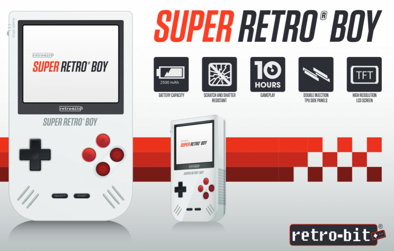 super-retro-boy