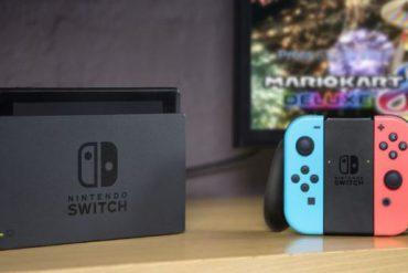 switch bajan las ventas