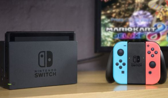 switch bajan las ventas
