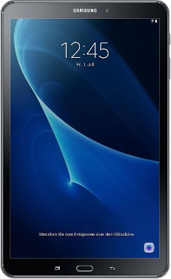 tablets baratas Samsung Galaxy Tab A 10.1