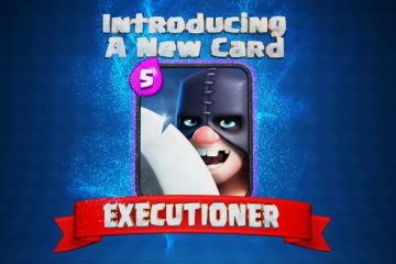the executioner clash royale