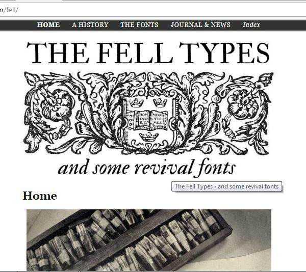 the fell type