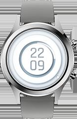 ticwatch c2 plus platinum frente mejores smartwatchs 1
