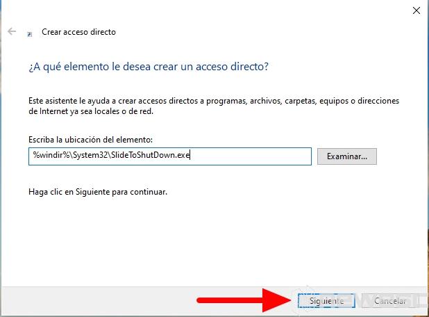 trucos de windows 10 apagar